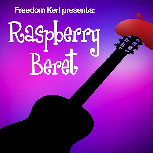Raspberry Beret by Freedom Kerl