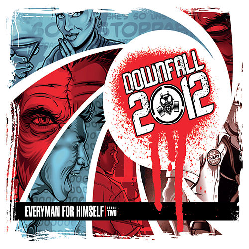 Everyman for Himself: Issue 2 by Downfall 2012