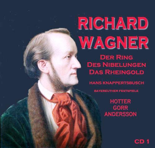 Wagner Der Ring Des Nibelungen  Das Rheingold  Part 1 von Hans Knappertsbusch