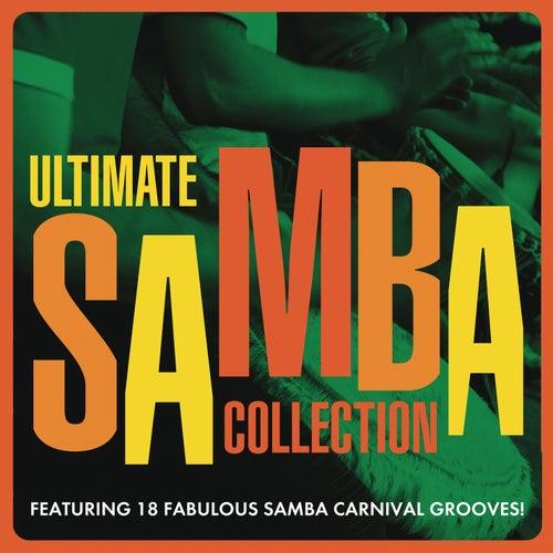 Ultimate Samba Collection - 1CD Camden compilation de Various Artists