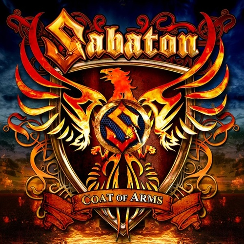 Coat of Arms van Sabaton