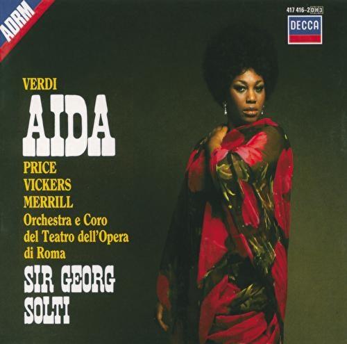 Verdi: Aida de Leontyne Price