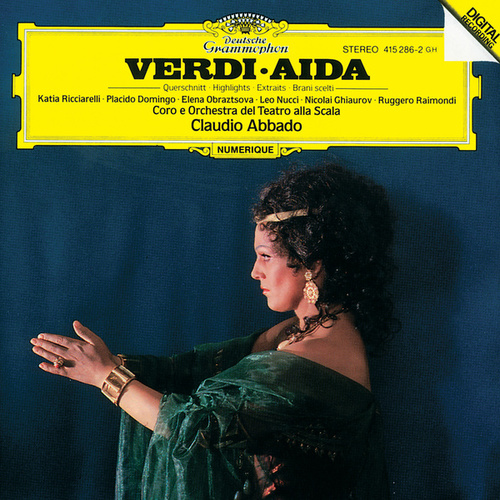 Verdi: Aida - Highlights by Plácido Domingo