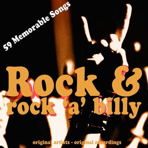 Rock & Rock 'A' Billy von Various Artists