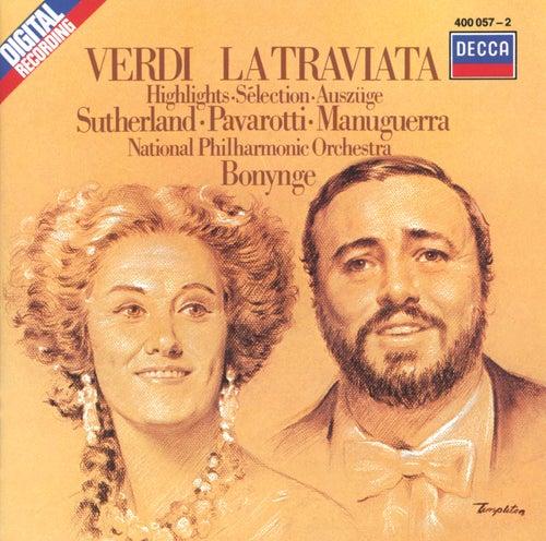 Verdi: La Traviata - Highlights von Various Artists