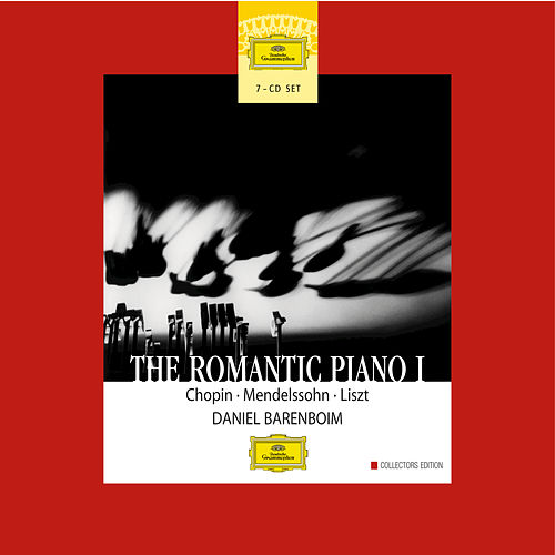 The Romantic Piano I by Daniel Barenboim