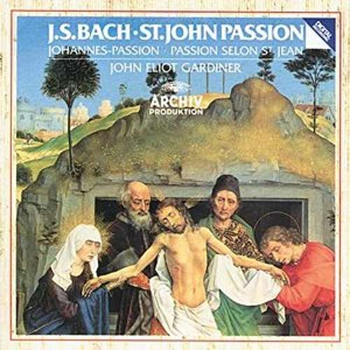 Bach, J.S.: St. John Passion von The Monteverdi Choir