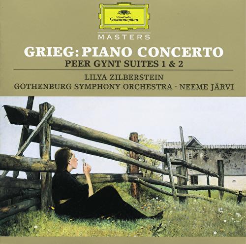 Grieg: Piano Concerto; Peer Gynt Suites Nos.1 & 2 by Lilya Zilberstein