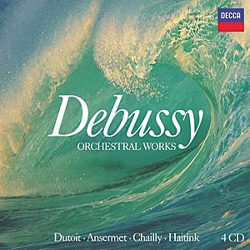 Debussy: Orchestral Works di Various Artists