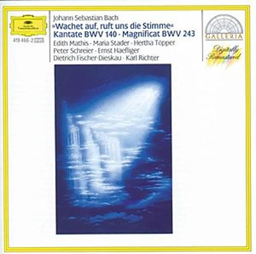Bach, J.S.: Cantata BWV 140, Magnificat BWV 243 von Maria Stader