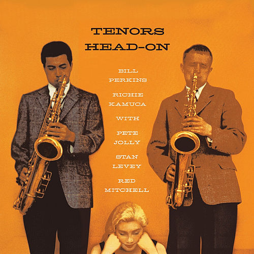 Tenors Head-On (Remastered) by Bill Perkins