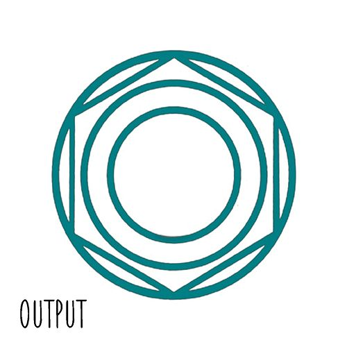 Output by Output