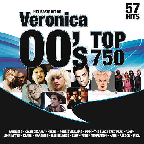 Veronica 00's Top 750 van Various Artists