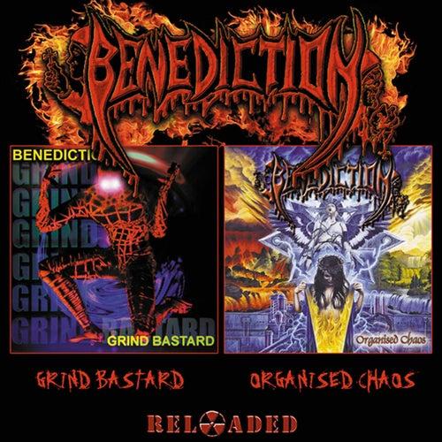 Grind Bastard / Organised Chaos - Reloaded von Benediction