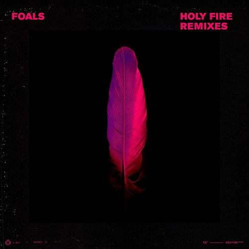 Foals: Holy Fire Remixes de Foals