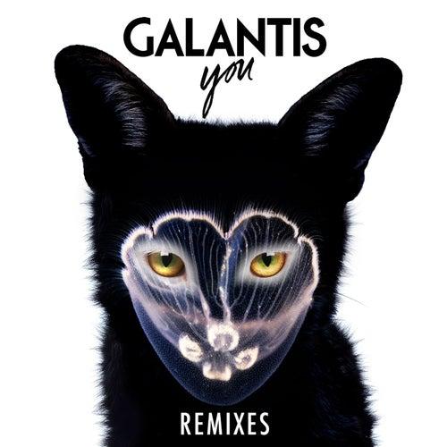 You Remixes von Galantis