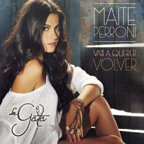 Vas a querer volver - Single de Maite Perroni