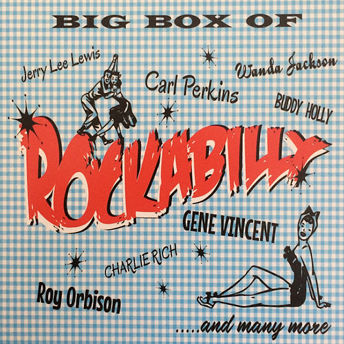 Big Box of Rockabilly, Vol. 4 by Various Artists