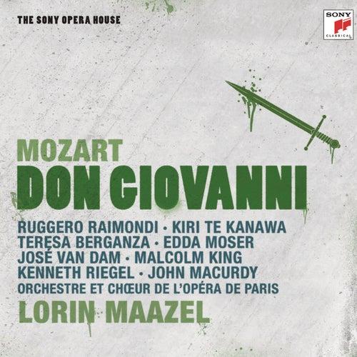 Mozart: Don Giovanni - The Sony Opera House de Lorin Maazel