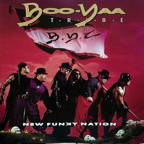 New Funky Nation de Boo-Yaa T.R.I.B.E.