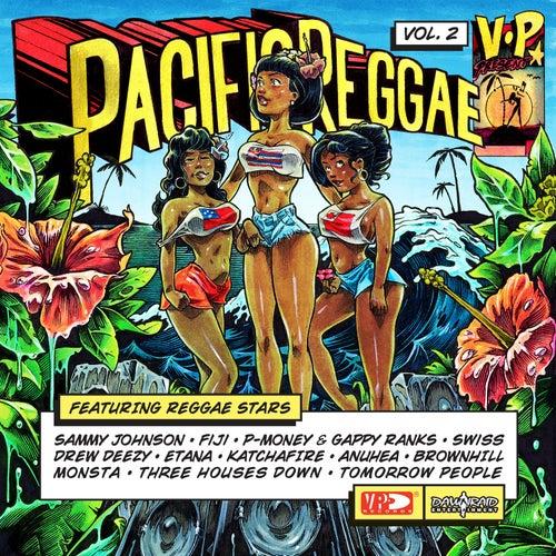 Pacific Reggae Vol. 2 van Various Artists
