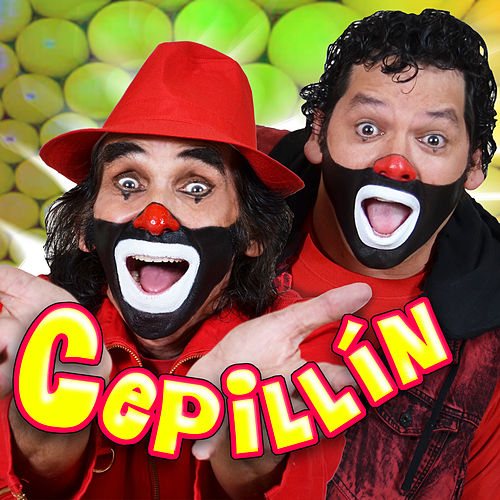 Cepillín y Cepi (feat. Cepi), vol. 2 de Cepillín