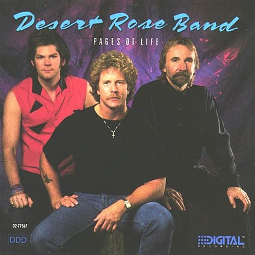 Pages Of Life de Desert Rose Band