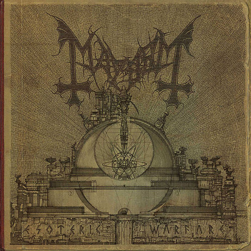 Esoteric Warfare de Mayhem