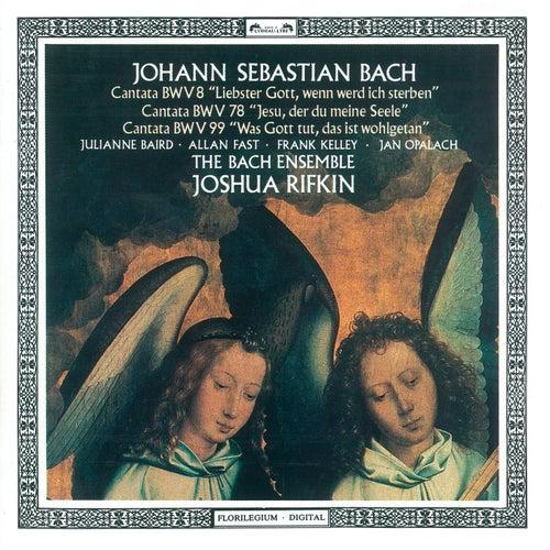 Bach, J.S.: Cantatas Nos. 8, 78 & 99 de Joshua Rifkin