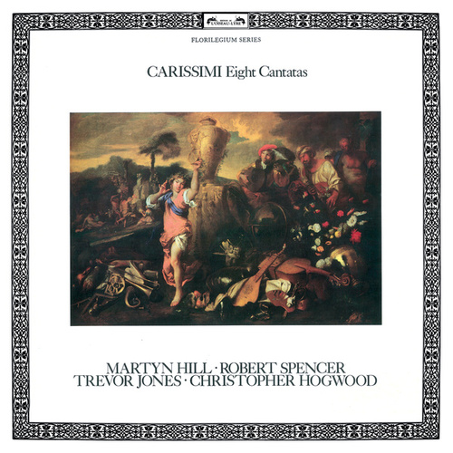 Carissimi: Eight Cantatas by Trevor Jones