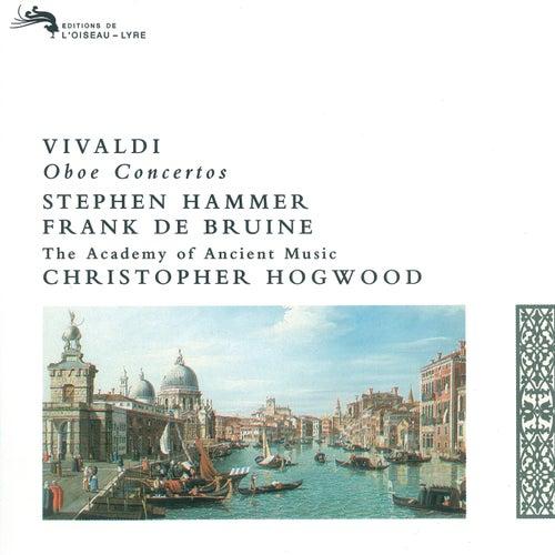 Vivaldi: Oboe Concertos von Stephen Hammer