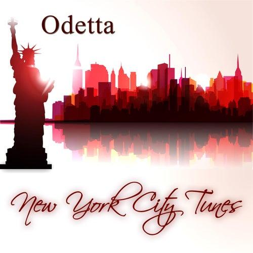 New York City Tunes de Odetta