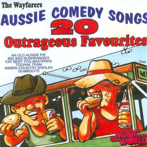 Aussie Comedy Songs de The Wayfarers