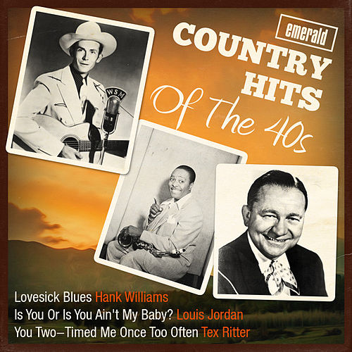 Country Hits of the 40s by Various Artists