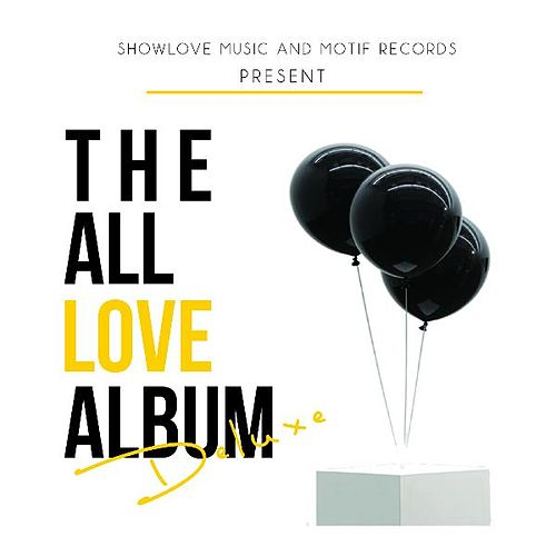 The All Love Album (Deluxe Edition) von Various Artists