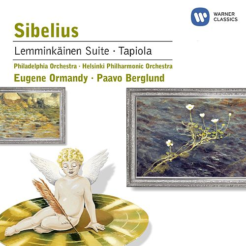 Sibelius: Four Legends of the Kalevala, Tapiola: Op.112 by Philadelphia Orchestra