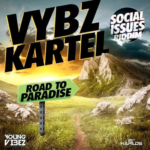 Road a Paradise - Single by VYBZ Kartel