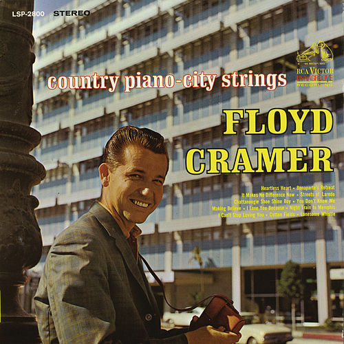 Country Piano - City Strings by Floyd Cramer