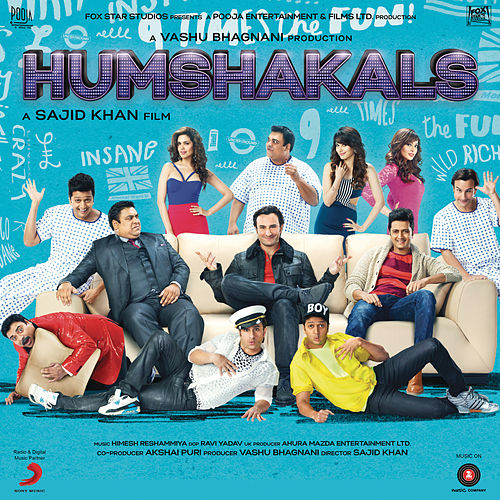 Humshakals (Original Motion Picture Soundtrack) by Himesh Reshammiya