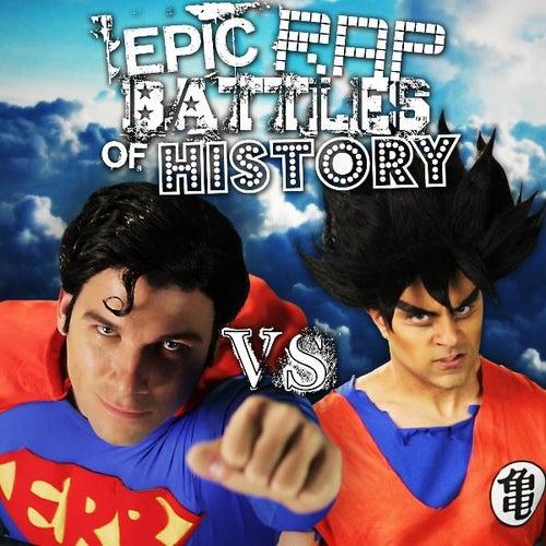 Goku vs Superman by Epic Rap Battles of History