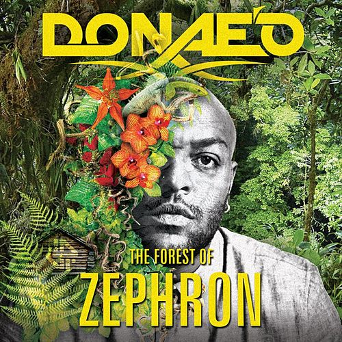The Forest of Zephron by Donaeo