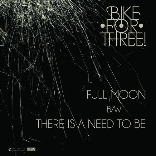 Full Moon EP by Bike for Three!