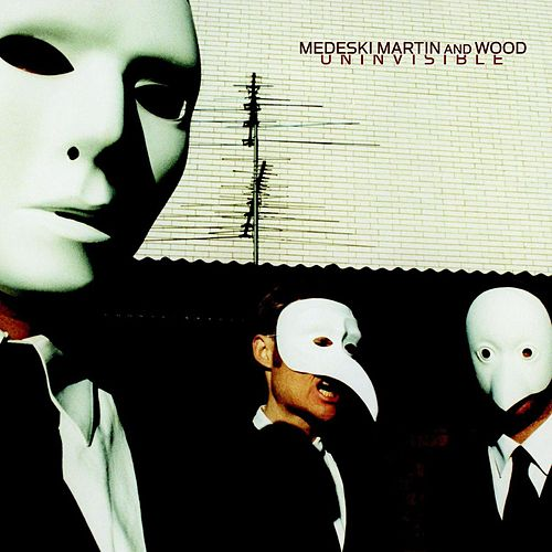 Uninvisible de Medeski, Martin and Wood