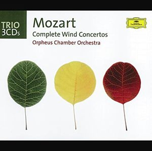 Mozart: Complete Wind Concertos de Orpheus Chamber Orchestra