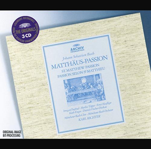 Bach: Matthäus-Passion von Munich Bach Orchestra