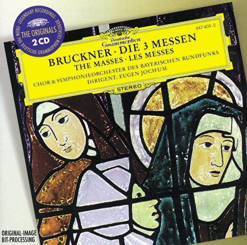Bruckner: The Masses von Symphonie-Orchester des Bayerischen Rundfunks