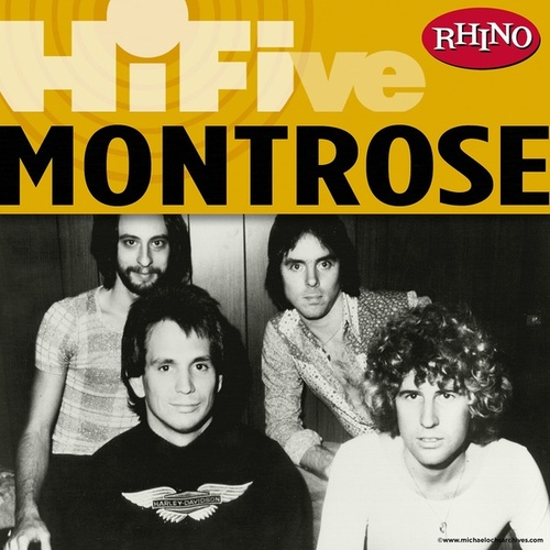 Rhino Hi-Five: Montrose de Montrose