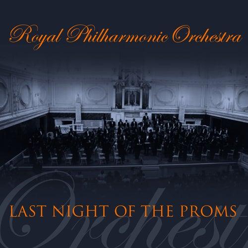 RPO Last Night Of The Proms de Royal Philharmonic Orchestra
