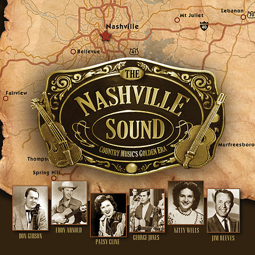 The Nashville Sound by Various Artists