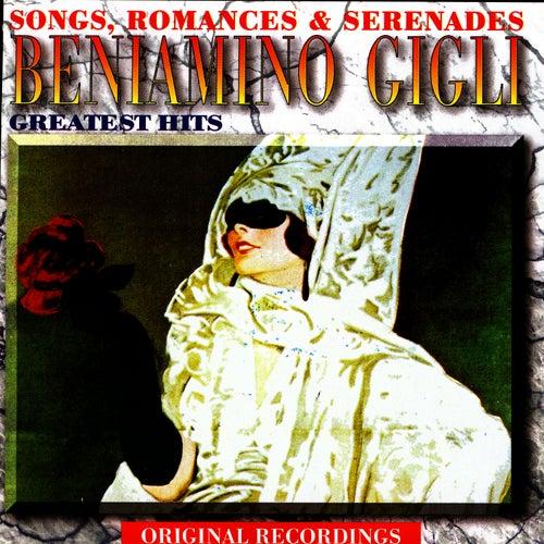 Beniamino Gigli Greatest Hits de Beniamino Gigli